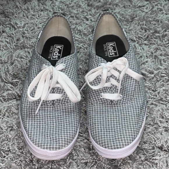 Keds Shoes - Keds Checkered Sneakers